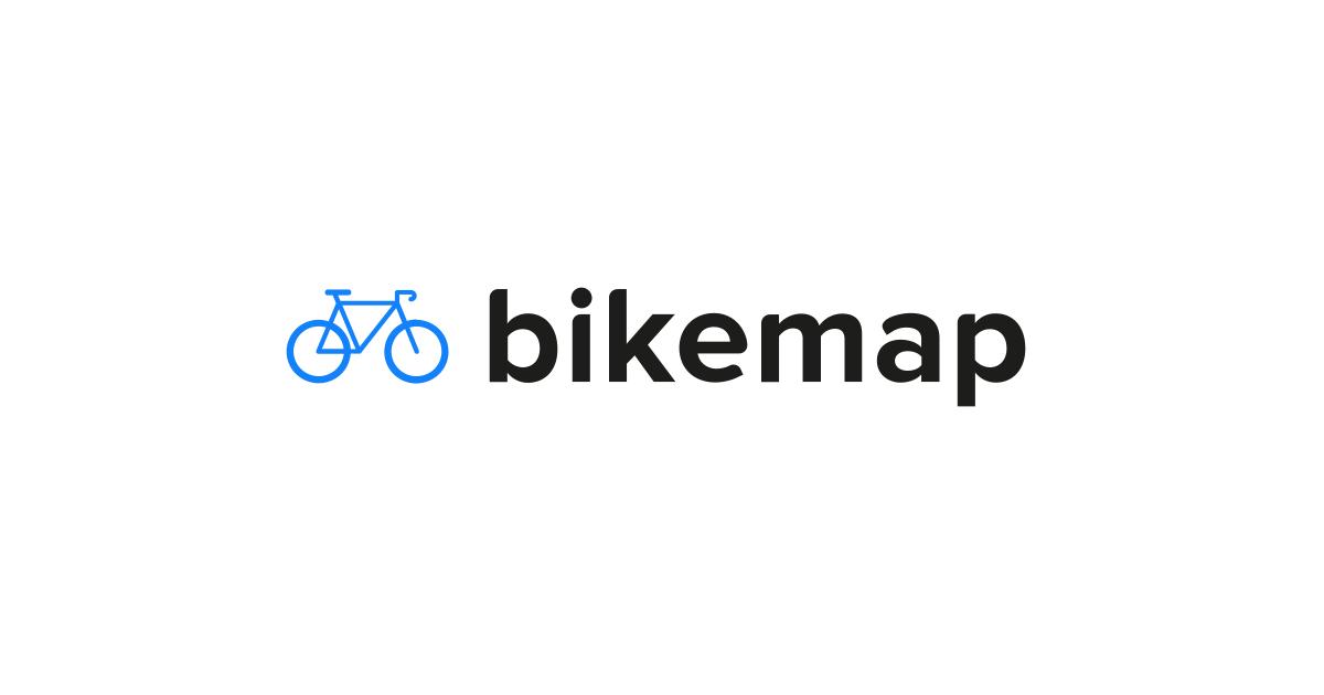 www.bikemap.net